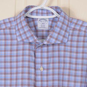 BB 16.5 Regent Spread Collar Cotton Dress Shirt